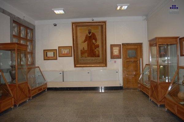 موزه ابوعلی سینا پزشک ایرانی