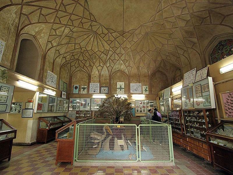 موزه-تاریخ-طبیعی اصفهان