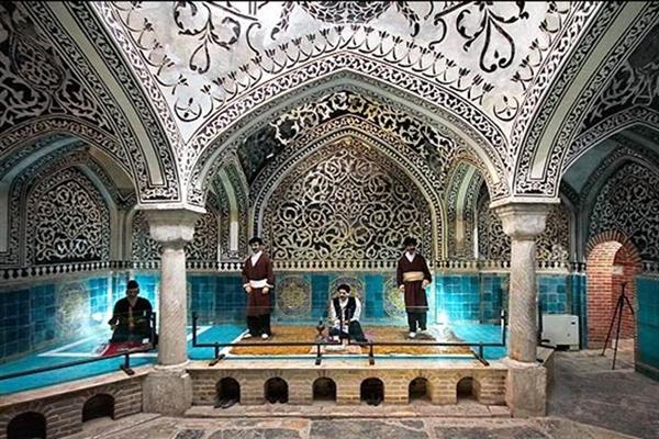 آشنایی با موزه حمام حاج آقا تراب