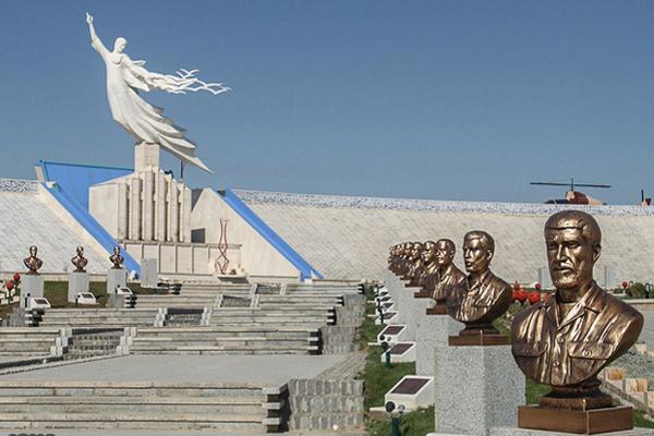 موزه دفاع مقدس همدان