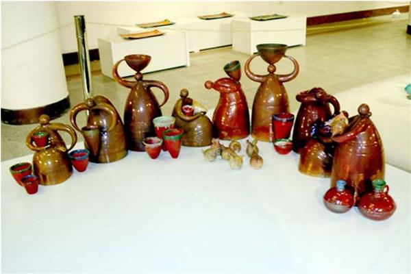 موزه سفال همدان