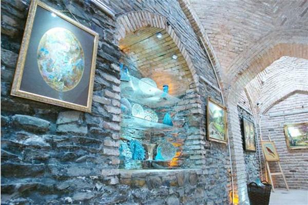 موزه صنایع دستی همدان
