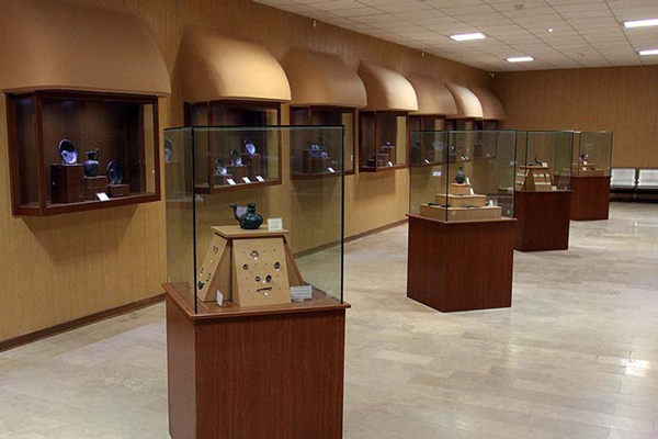 موزه باستانی هگمتنانه