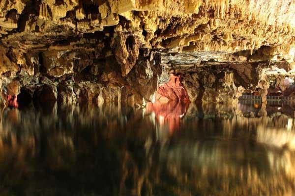 آشنایی با موقعیت مکانی غار علی صدر