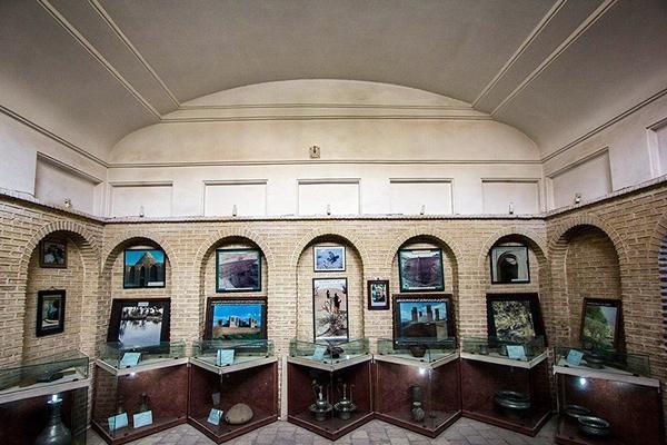 آشنایی با موقعیت مکانی موزه آب