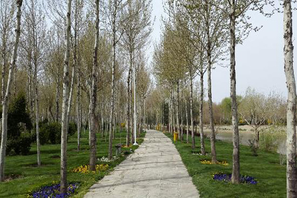 موقعیت-مکانی-پارک-جنگلی-ناژوان اصفهان