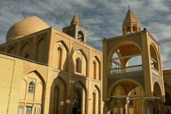 موقعیت-مکانی-کلیسا-سنت-مری اصفهان
