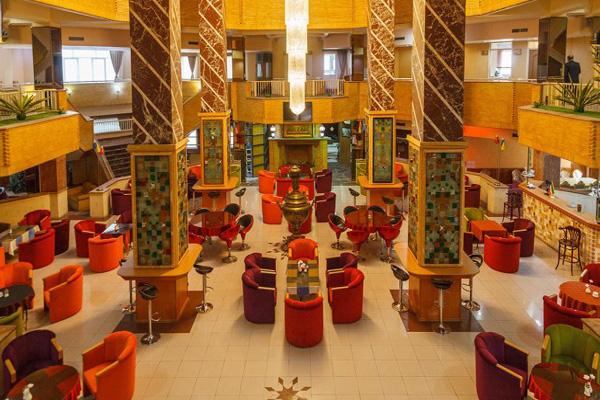 هتل-های-نزدیک-بازار-قدیمی تبریز