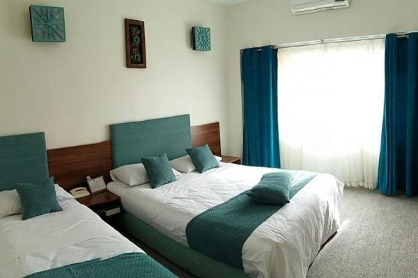 هتل های نزدیک به برج قربان همدان