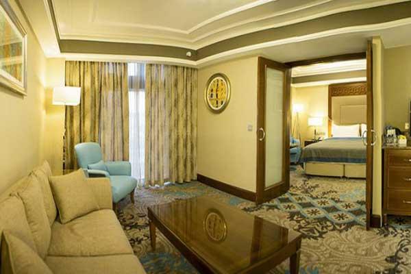 معرفی هتل های نزدیک به پارک اللرغابی