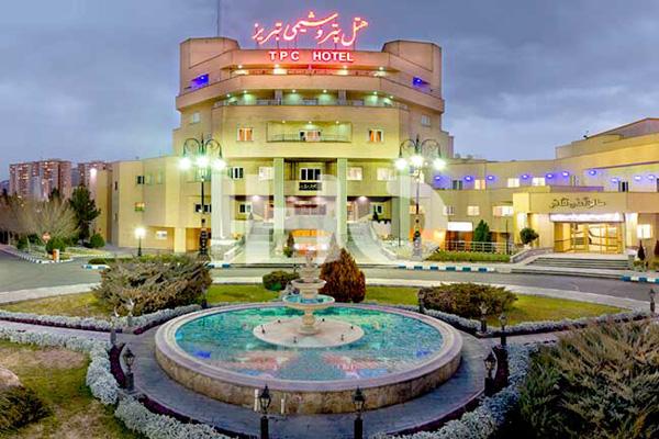 هتل-های-نزدیک-مسجد-جامع تبریز