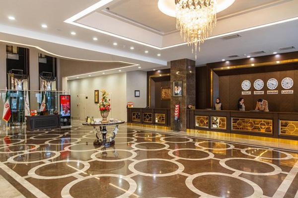 هتل-های-نزدیک-منطقه-تفریحی-عینالی تبریز