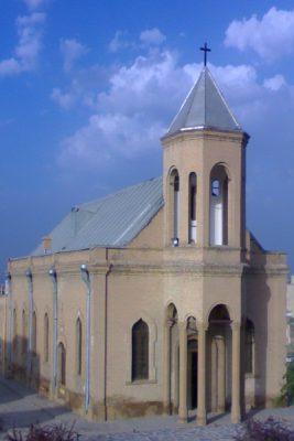 کلیسای حضرت مریم در همدان