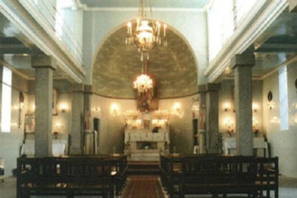 کلیسای کاتولیک حضرت رفائیل در همدان