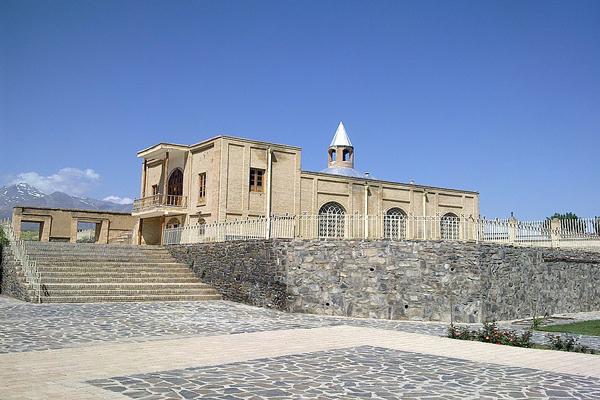 کلیسای گریگوری استیفان در همدان