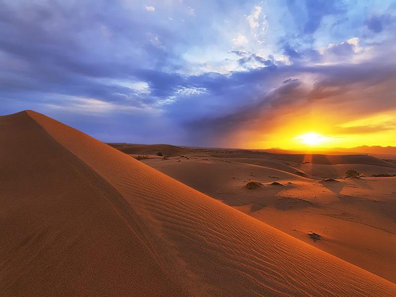 کویر مصر سرزمین ستارگان