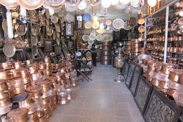 بخش-های-مختلف-بازار-سنتی کرمان