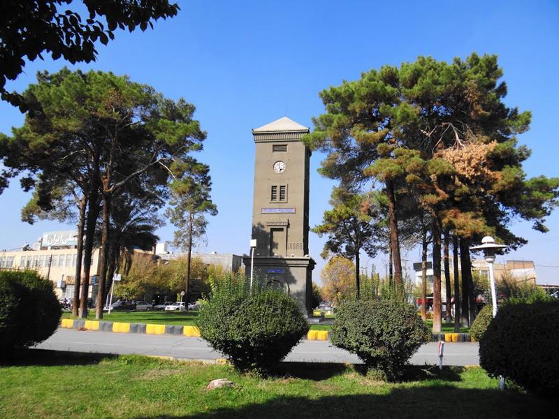 آشنایی با برج ساعت مارکار ؛ اولین برج ساعت در ایران