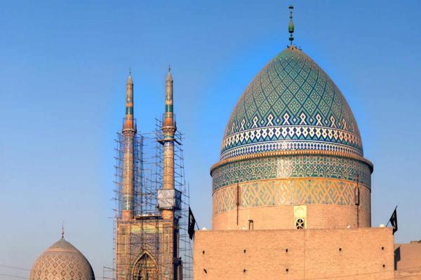 آشنایی با تاریخچه آرامگاه سید رکن الدین