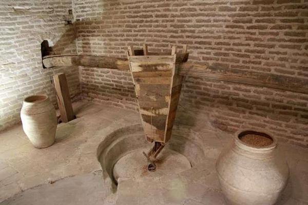 تاریخچه آسیاب آبی اشکذر یزد