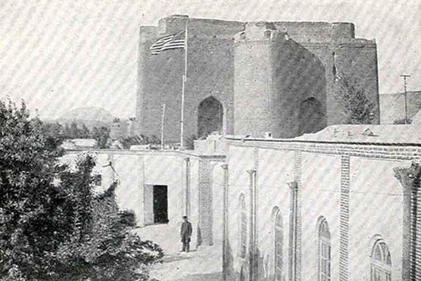 تاریخچه-ارگ-علیشاه تبریز