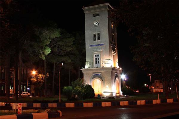 آشنایی با تاریخچه برج ساعت مارکار