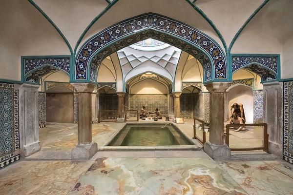حمام-گنجعلی-خان کرمان