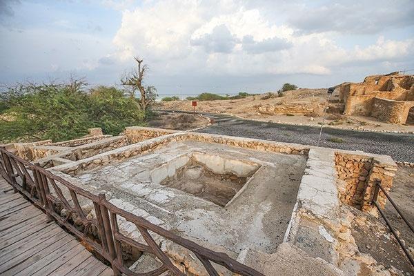 درباره شهر باستانی حریره 2 در کیش