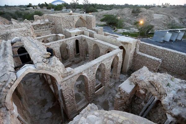 درباره شهر باستانی حریره کیش