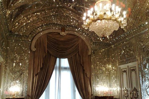 درباره موزه آینه و روشنایی یزد