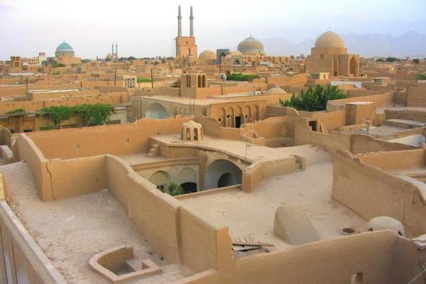 در محله فهادان یزد چه می توان کرد؟