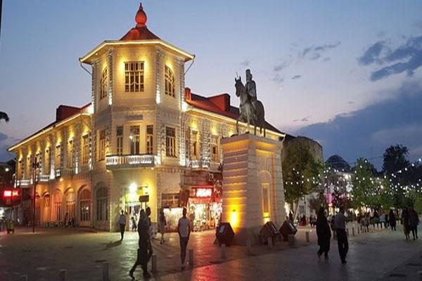 می دانید در میدان شهرداری رشت چه باید کرد؟