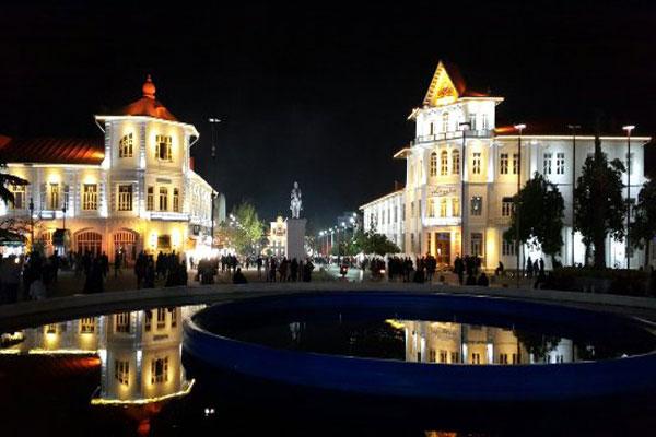 معرفی رستوران های نزدیک به میدان شهرداری رشت