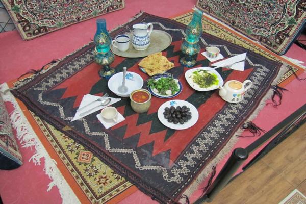 رستوران-های-نزدیک-کتابخانه-ملی کرمان