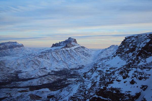 زمان مناسب برای کوهنوردی در کوه شیرکوه چه زمانی است