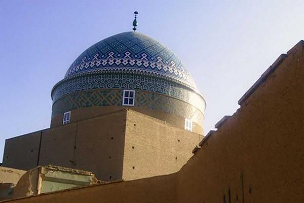 آشنایی با ساختار آرامگاه سید رکن الدین