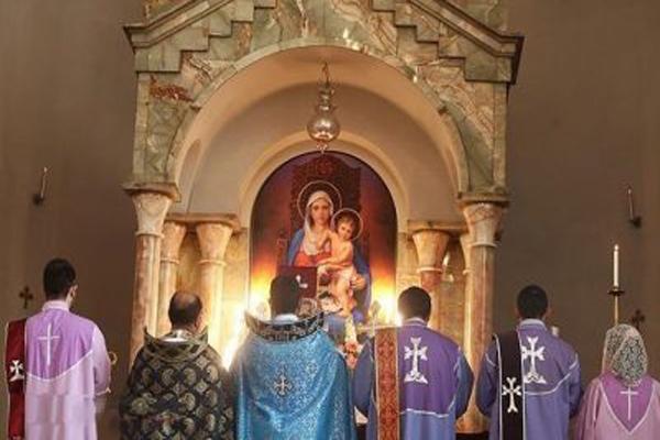 ساختار-کلیسا-مریم-مقدس تبریز