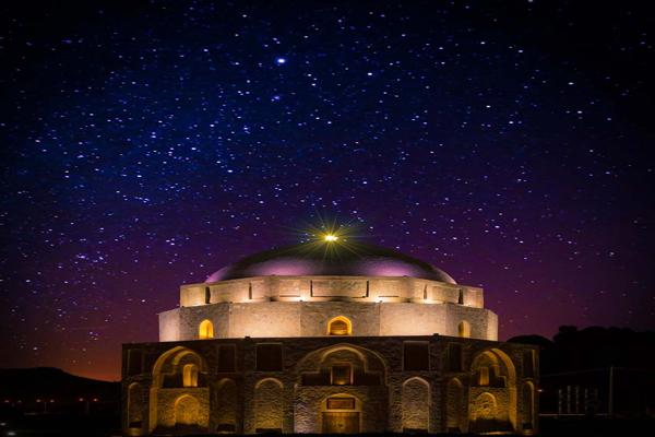 ساختار-گنبد-جبلیه کرمان