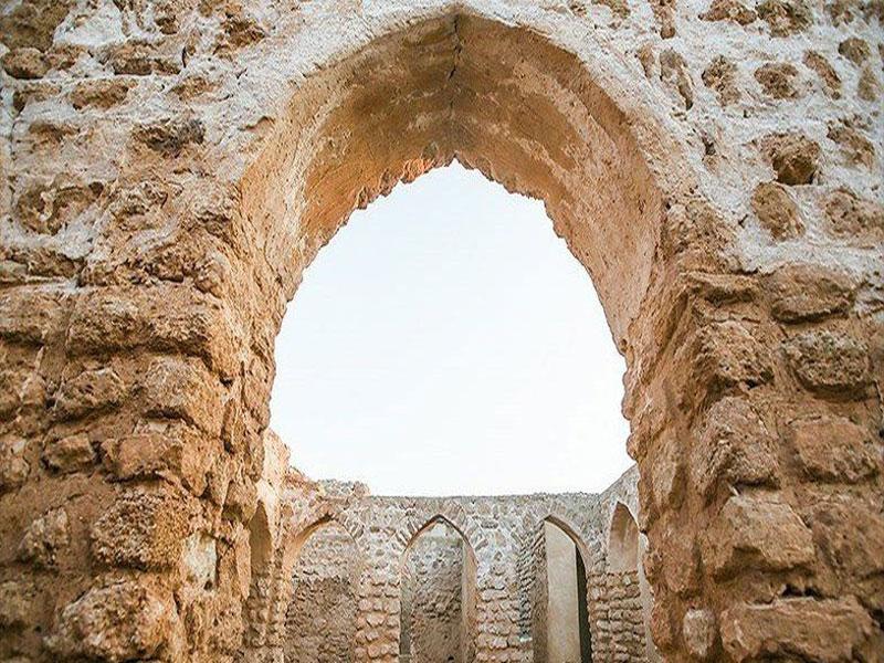 شهر باستانی حریره ؛ جاذبه تاریخی جزیره