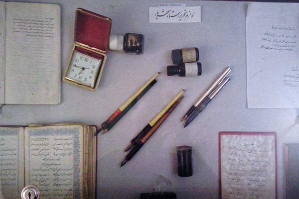 محتوا-موزه-استاد-شهریار تبریز
