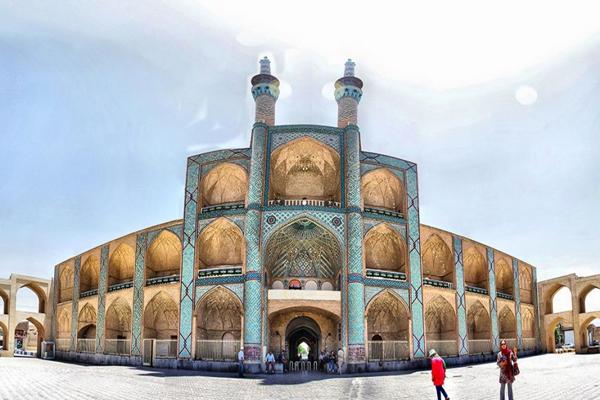 آشنایی با مسجد امیر چخماق