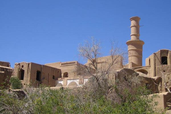 آشنایی با مسجد جامع خرانق