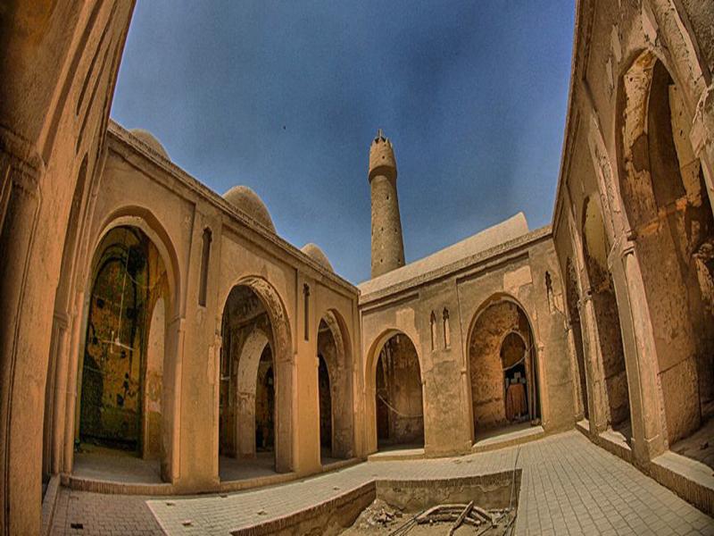 آشنایی با مسجد جامع فهرج قدیمی ترین مسجد ایران