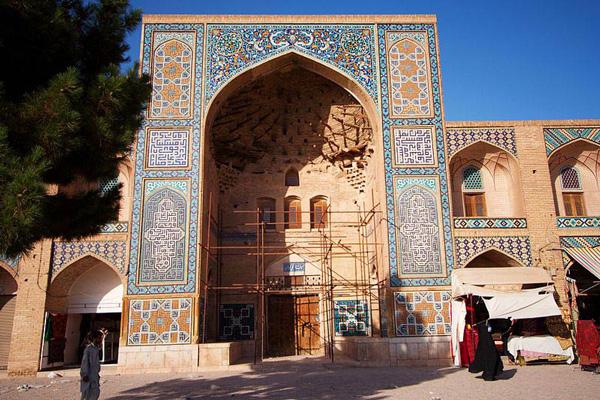 مسجد-گنجعلی-خان کرمان