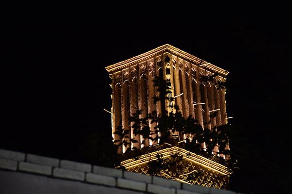 آشنایی با معماری باغ صدری