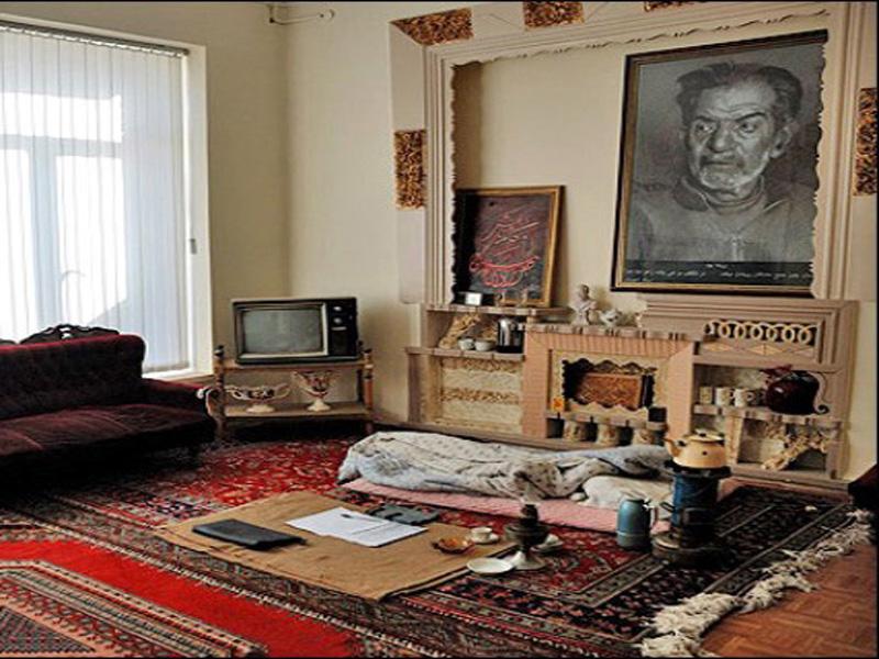 موزه استاد شهریار خانه شعر و ادب