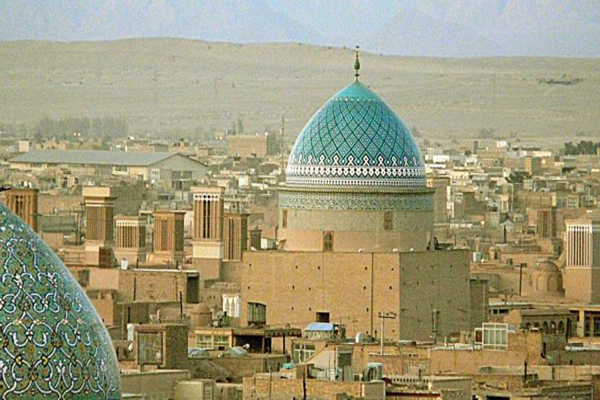 آَشنایی با موقعیت مکانی آرامگاه سید رکن الدین