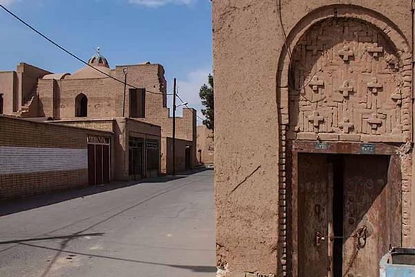 آَنایی با موقعیت مکانی آرامگاه سید شمس الدین