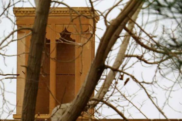 آَشنایی با موقعیت مکانی مسجد جامع فهرج