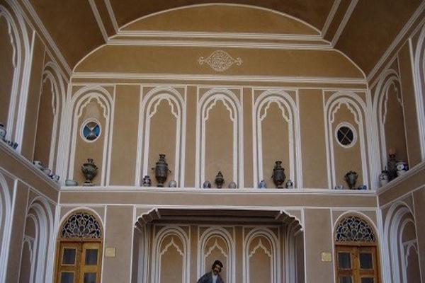 آَشنایی با موقعیت مکانی موزه حیدرزاده